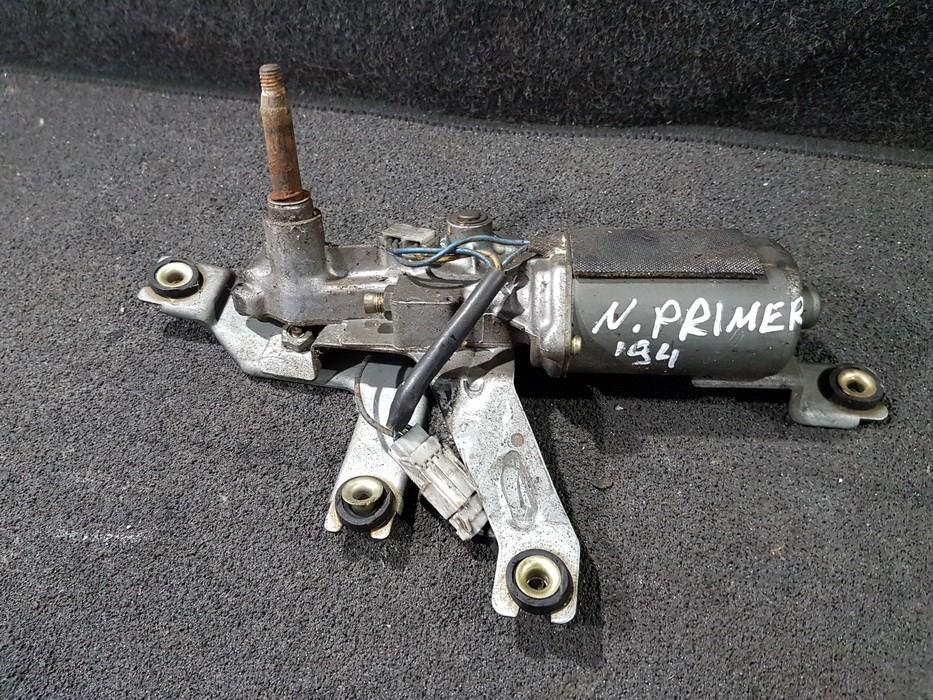 Rear wiper motor (Rear Screen Wiper Engine) Nissan Primera 1994    1.8 wm32091s