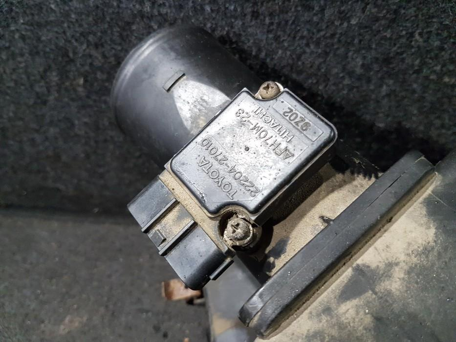 Oro srauto matuokle 2220427010 nenustatyta Toyota AVENSIS 1998 1.8