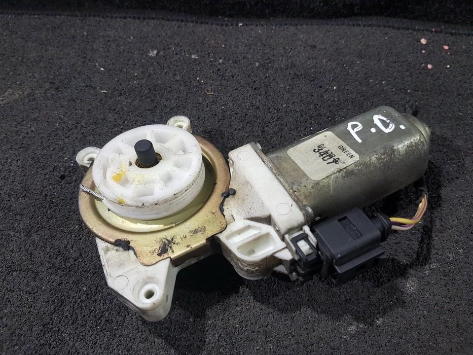 Window Motor Front Right 1191451039470 nenustatyta Ford FOCUS 2006 2.0