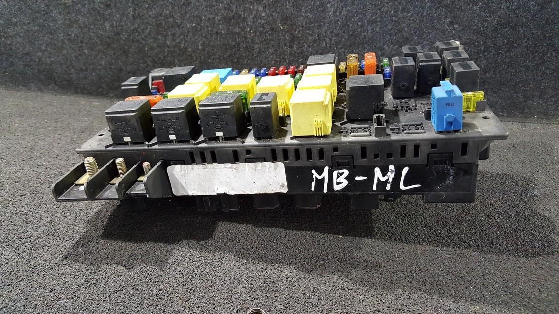 General Module Comfort Relay (Unit) 1635450005 NENUSTATYTA Mercedes-Benz ML-CLASS 2002 2.7