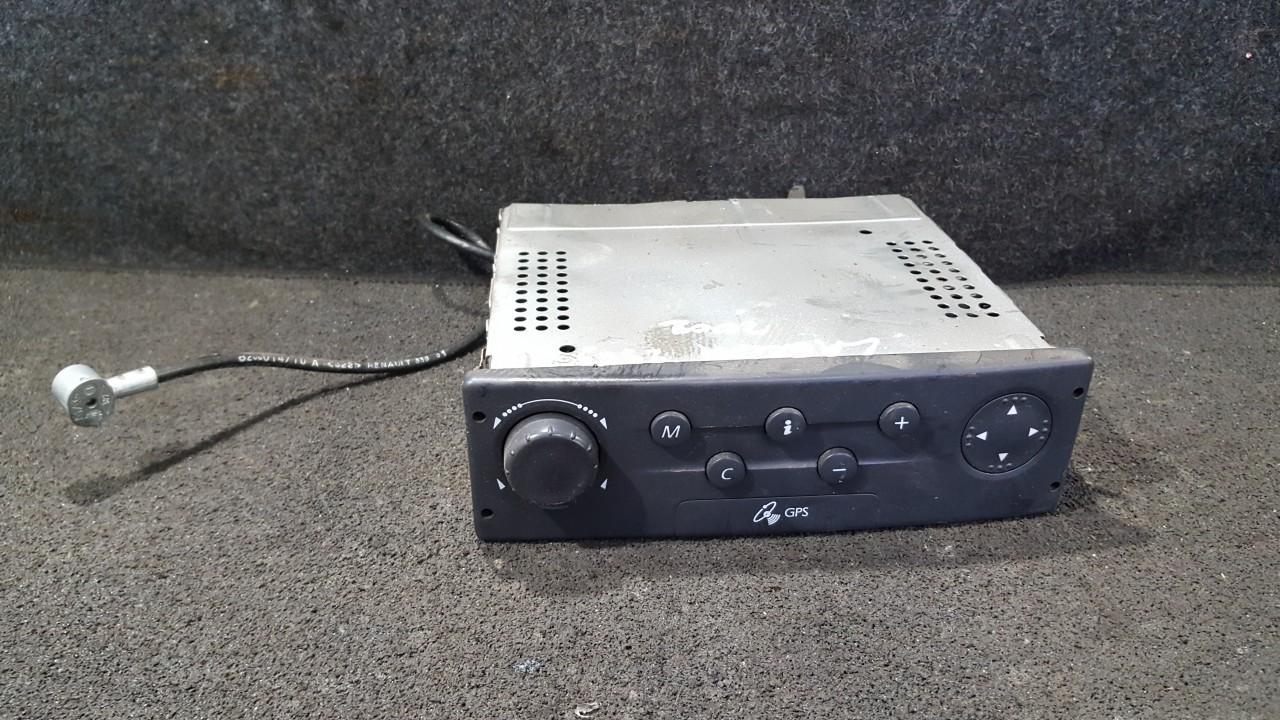 компьютер системы навигации Renault Laguna 2002    1.9 8200130523