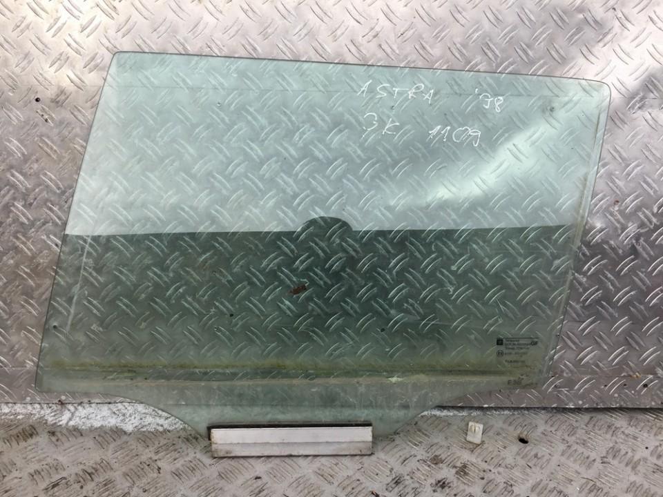 Door-Drop Glassrear left NENUSTATYTA n/a Opel ASTRA 1994 1.7