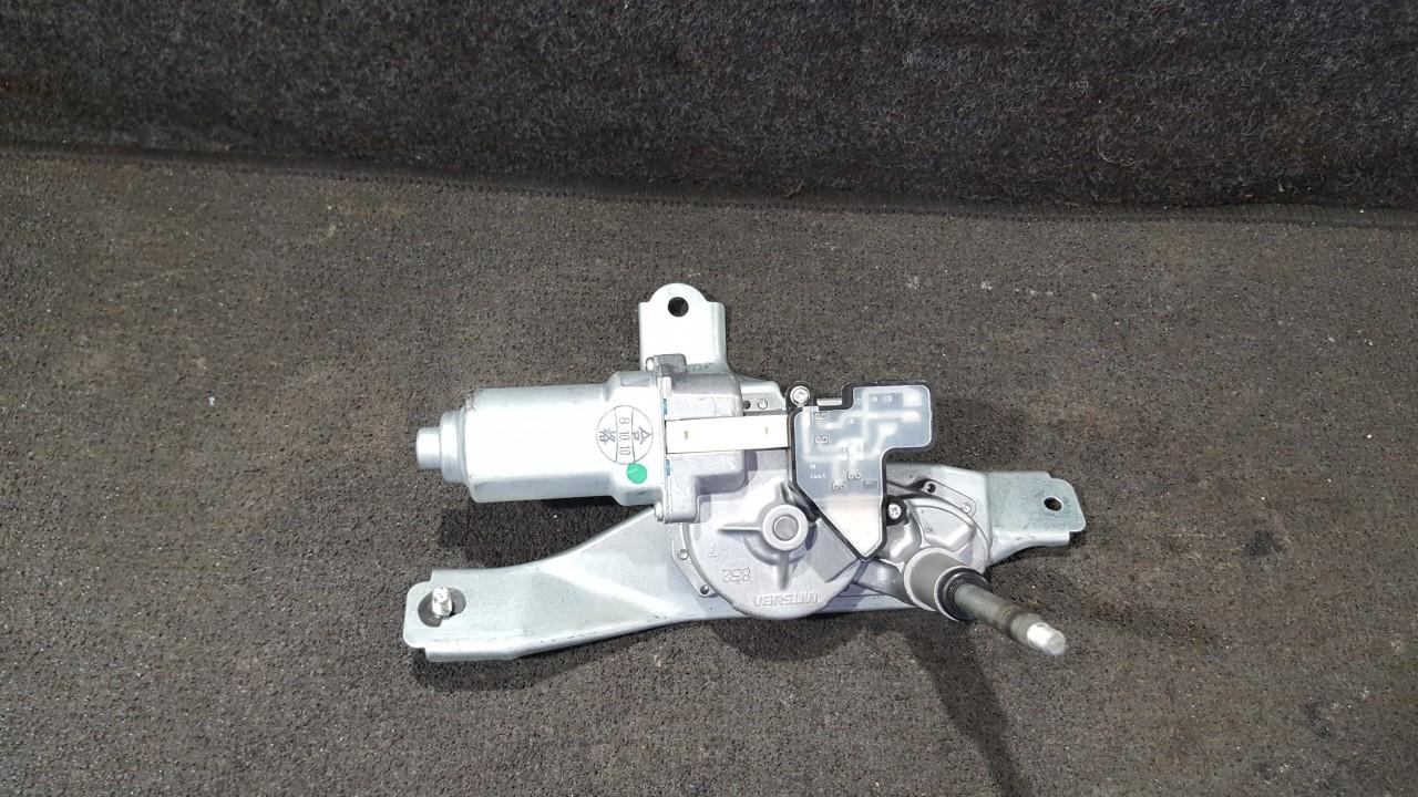 Rear wiper motor (Rear Screen Wiper Engine) Mazda 2 2009    1.2 81010