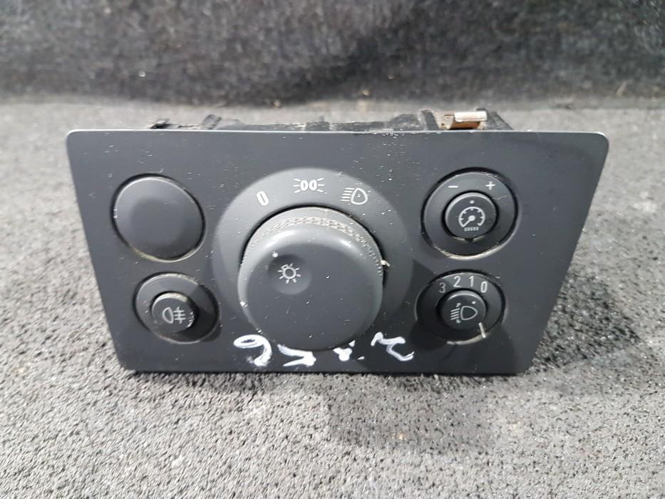Headlight Switch Opel Zafira 2007    1.6