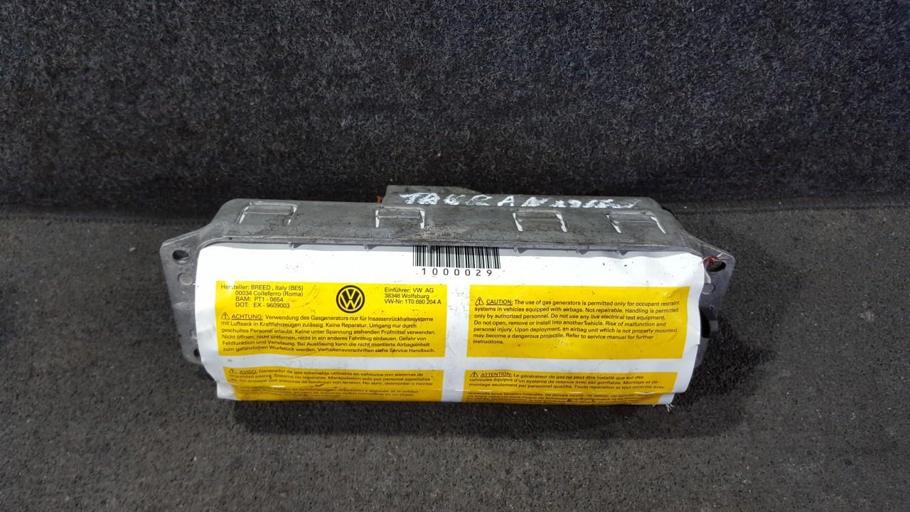 Salono paneles oro pagalve SRS 0021HP06KOU 1T0880204A, 1001661, PAB321335NAT12 Volkswagen TOURAN 2006 1.9