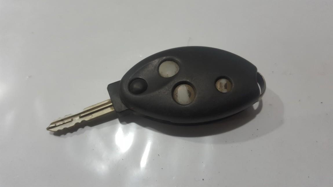 Remote Key Citroen C5 2005    2.0