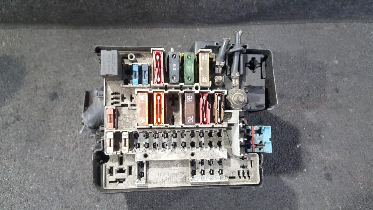 9635518180 189029 Fuse box Citroen Xsara Picasso 1999 20L 15EUR