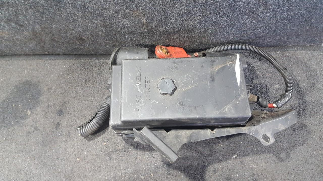 12194077 12194076, 0103471524 Fuse box Opel Sintra 1998 2.2L 10EUR  EIS00187190 ...