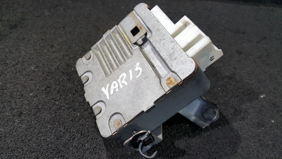 Power Steering ECU (steering control module) Toyota Yaris 2008    0.0