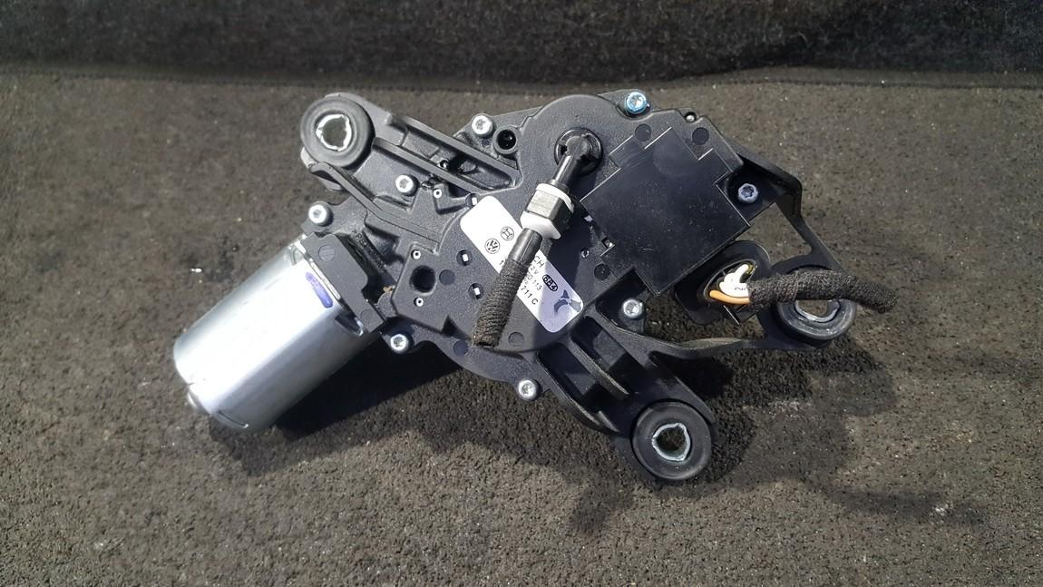 Rear wiper motor (Rear Screen Wiper Engine) Volkswagen Golf 2006    1.6 1k6955711c