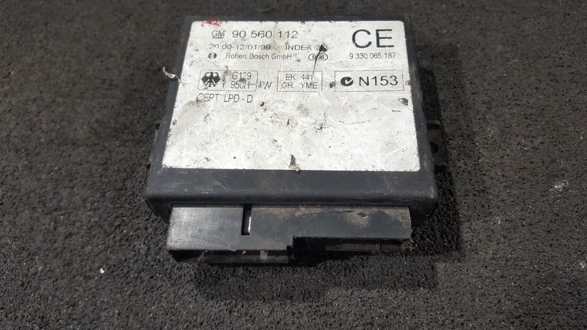 Блок комфорта 90560112 9330065187 Opel ASTRA 1994 1.7