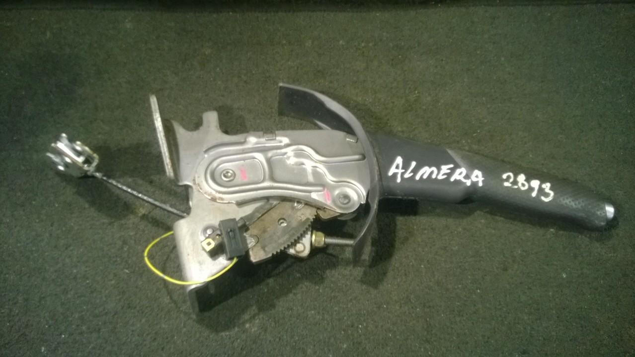 Рычаг стояночного тормоза 1305021937 NENUSTATYTA Nissan ALMERA 1995 1.6