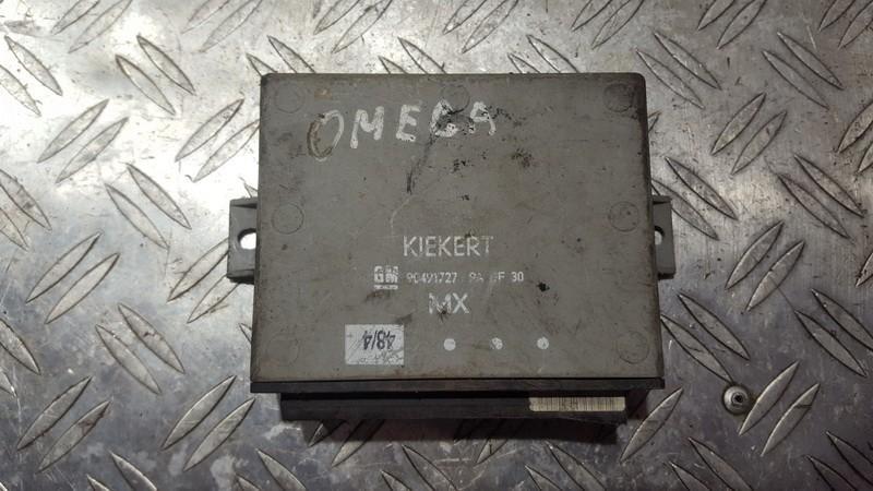 Kiti kompiuteriai 90491727 NENUSTATYTA Opel OMEGA 1994 2.0