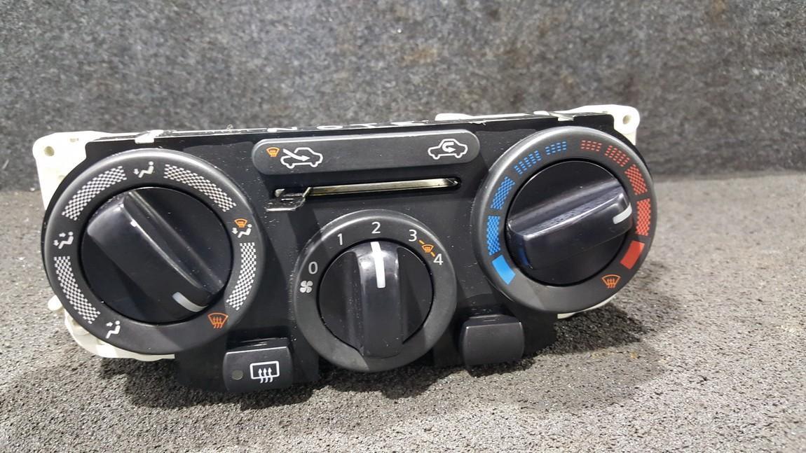 Peciuko valdymas N106999R NENUSTATYTA Nissan NOTE 2008 1.4
