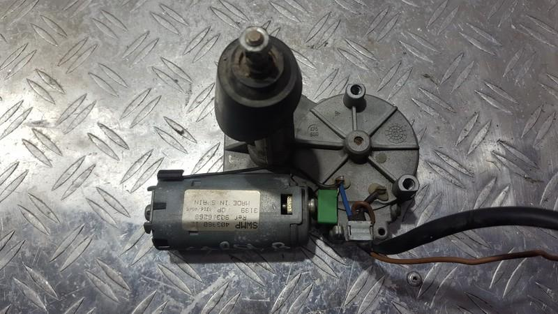 Rear wiper motor (Rear Screen Wiper Engine) Opel Corsa 1996    1.8 90386268