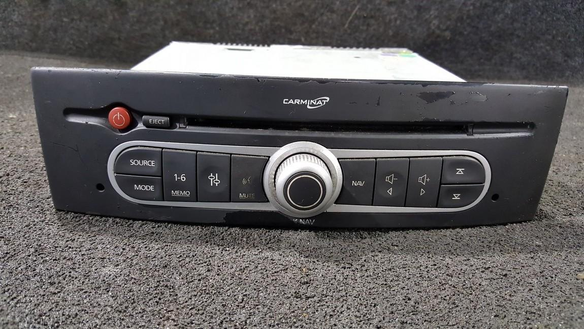 CD player NAVIGATION Renault Laguna 2008    0.0 8200514871
