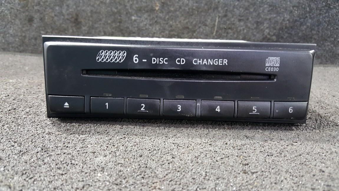 CD changers Nissan X-Trail 2004    0.0 281844M560