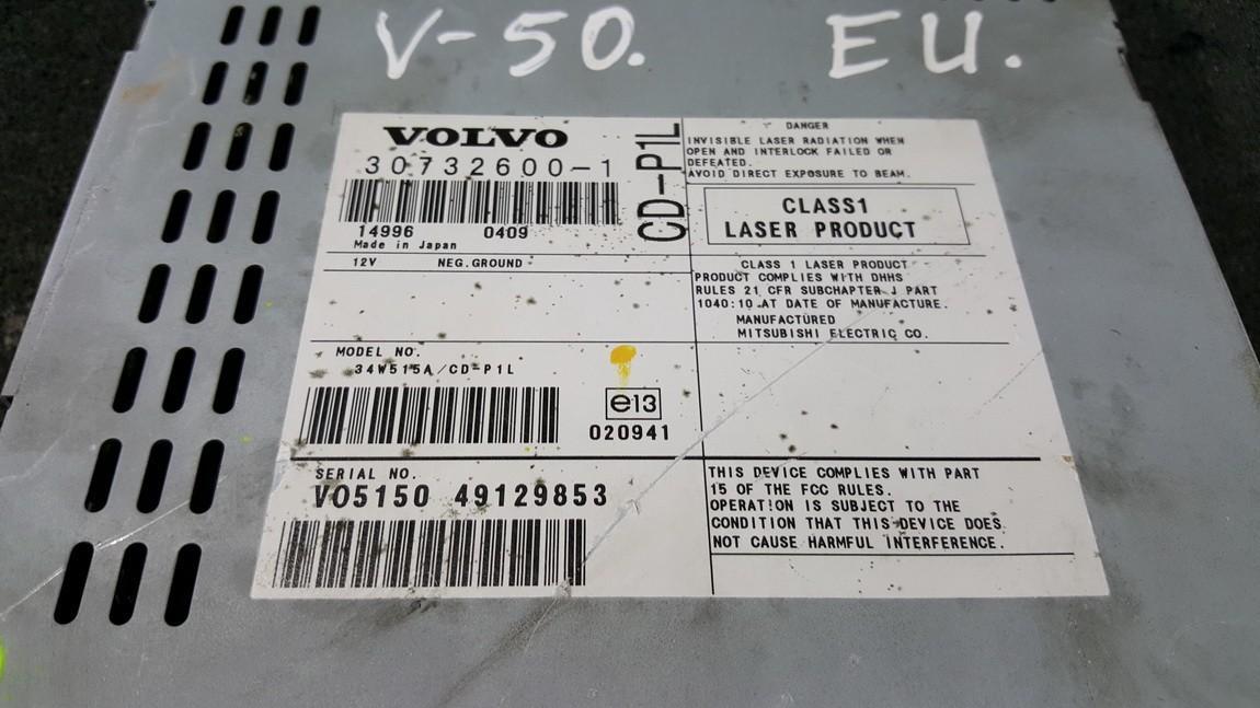 CD changers Volvo V50 2005    0.0 307326001