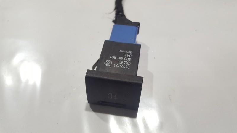 Ruko zibintu valdymo mygtukas 8d0941563 3102-123 Audi A4 2002 1.9