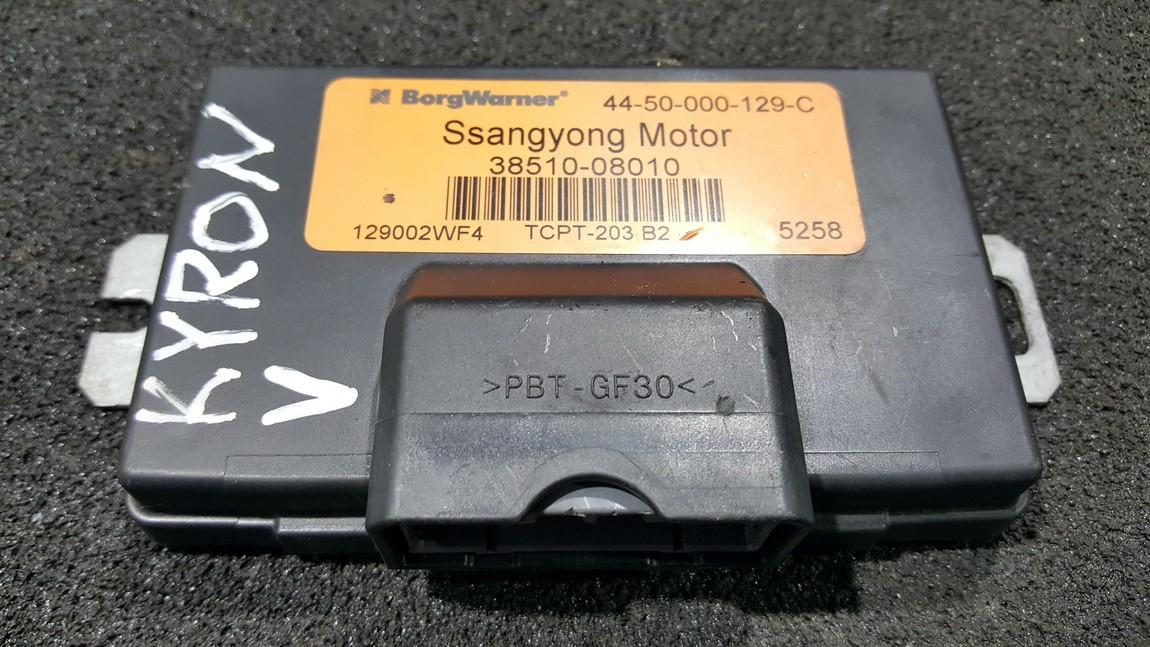 Transmission Computer  SsangYong Kyron 2006    2.0 3851008010