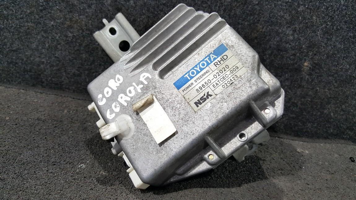 Power Steering ECU (steering control module) Toyota Corolla 2003    0.0 8965002020
