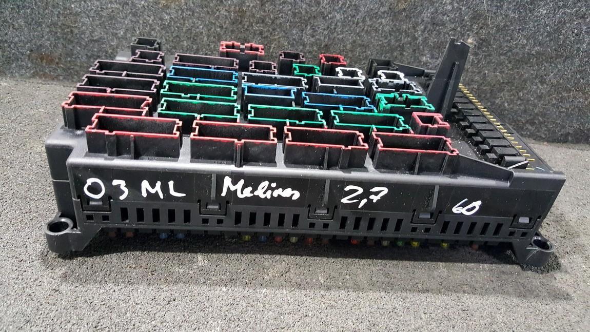 Komforto blokas 1635450205 08200101, 516012 Mercedes-Benz ML-CLASS 2002 2.7