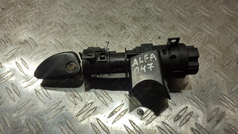 Ignition Barrels (Ignition Switch) 46742880 n/a Alfa-Romeo 147 2001 1.6