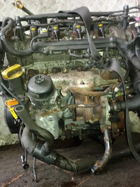 Variklis 199A2000 199A2000 Fiat DOBLO 2008 1.9