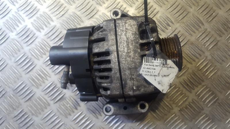 Generatorius 46823546 2542671D  Fiat DOBLO 2008 1.3
