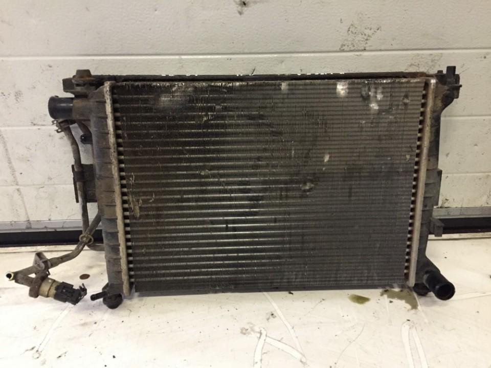 Vandens radiatorius (ausinimo radiatorius) NENUSTATYTA n/a Ford FIESTA 2015 1.5