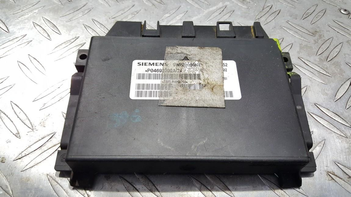 Transmission Computer  Chrysler 300C 2006    3.0 P04692392AG