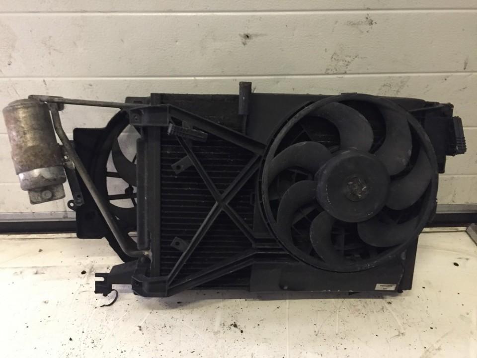 диффузор (вентилятор радиатора) 0130303849 52475659 Opel VECTRA 2006 1.9