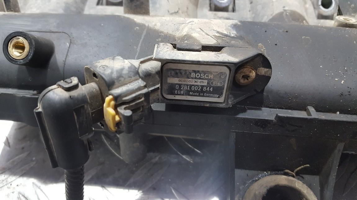 Oro slegio daviklis - MAP 0281002844 nenustatyta Fiat DOBLO 2002 1.9