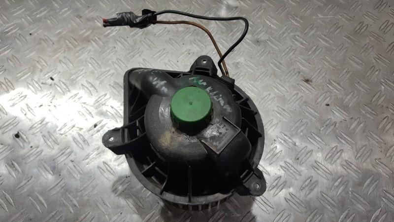 Heater blower assy Renault Scenic 1999    1.9