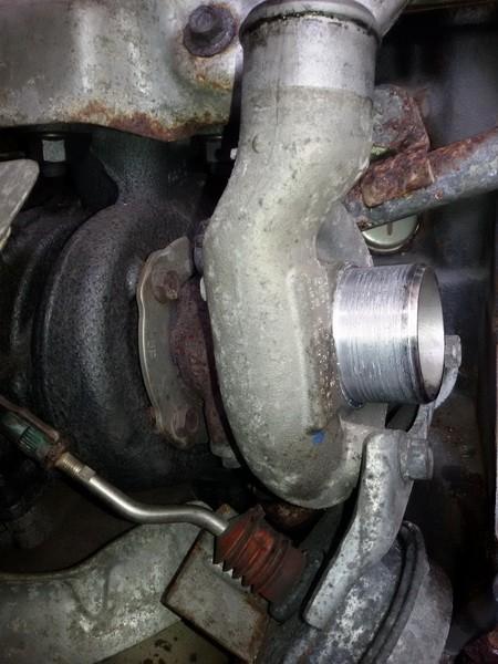 Turbina 8973000926 49131-06006 897300-0926 Opel ASTRA 1994 1.7
