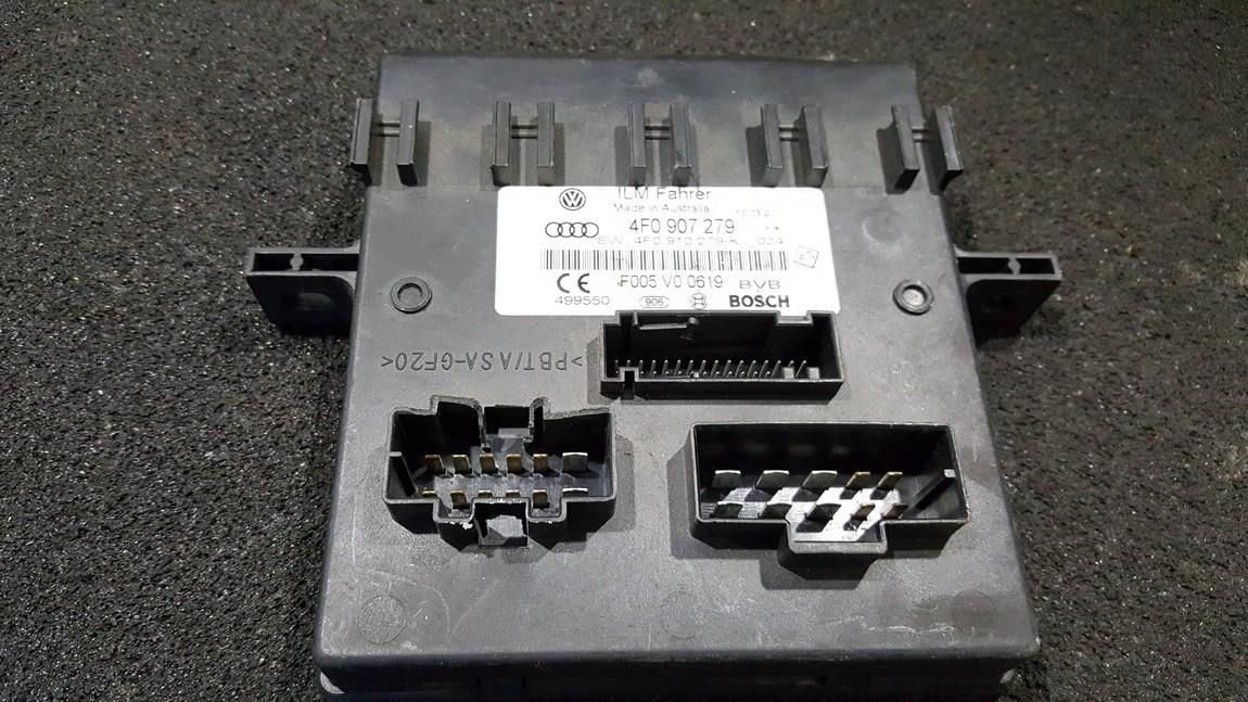 Komforto blokas 4F0907279 4F0910279K, F005V00619 Audi A6 1998 2.5