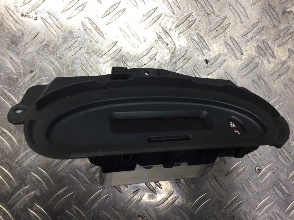 Display Renault Scenic 1998    1.9 7700426265