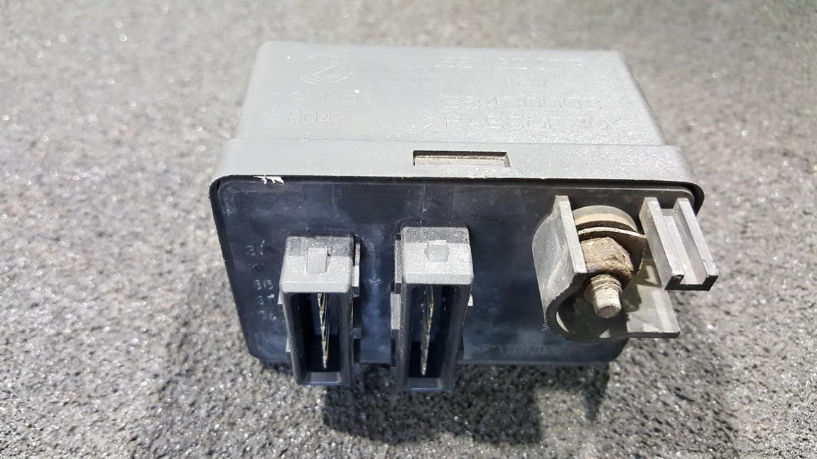 Glow plug relay 55193073 38430003 Fiat DOBLO 2007 1.3