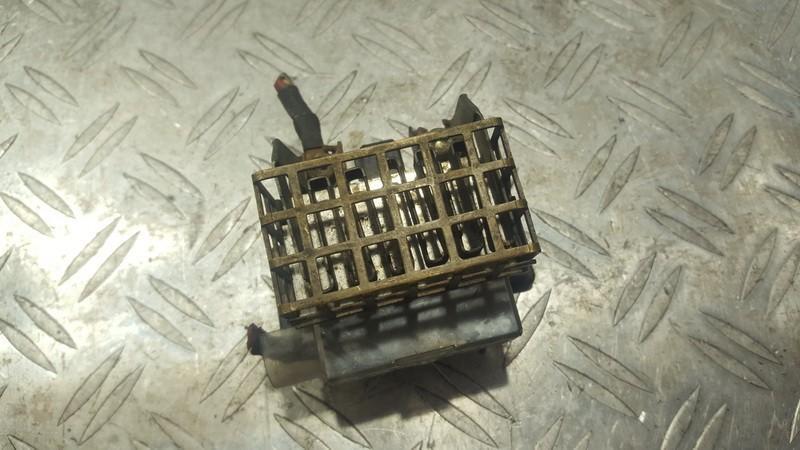 Heater Resistor Volkswagen Passat 1990    1.6