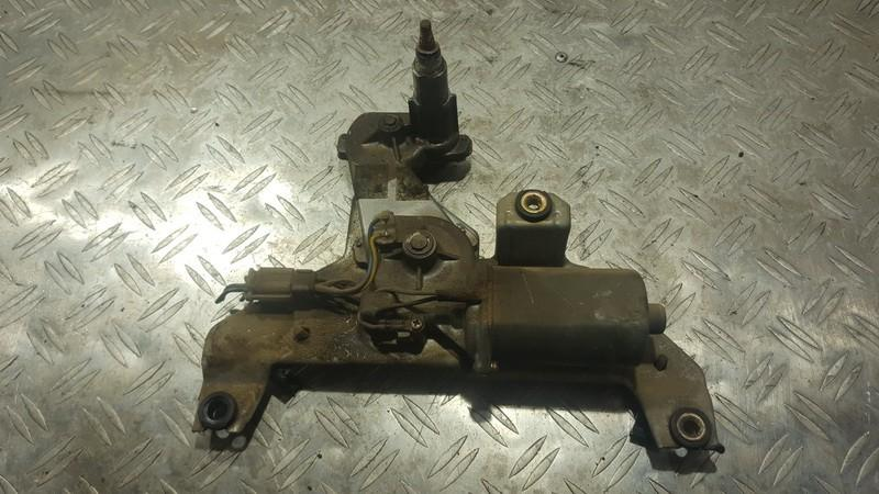 Rear wiper motor (Rear Screen Wiper Engine) Subaru Legacy 1992    2.0 wm32091s