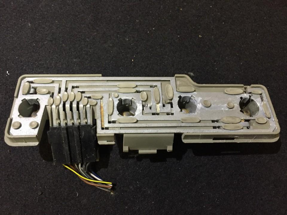 Galiniu zibintu plata gm5001 n/a Opel ASTRA 1999 2.0