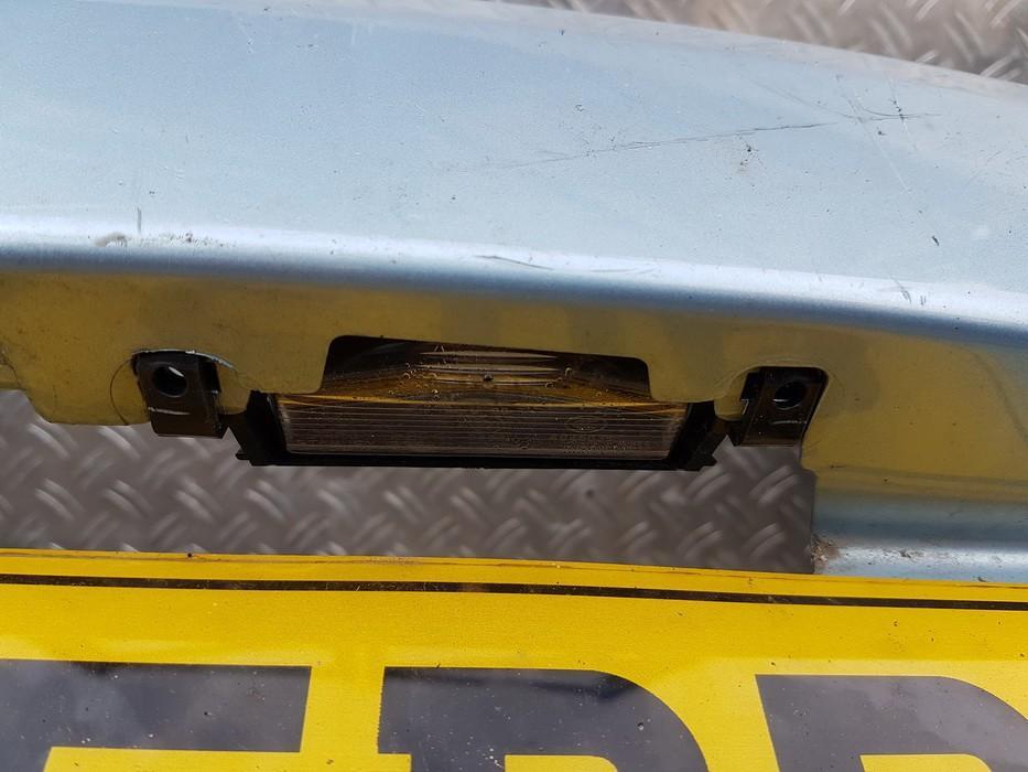 Rear number plate light NENUSTATYTA nenustatyta Mazda 2 2003 1.4