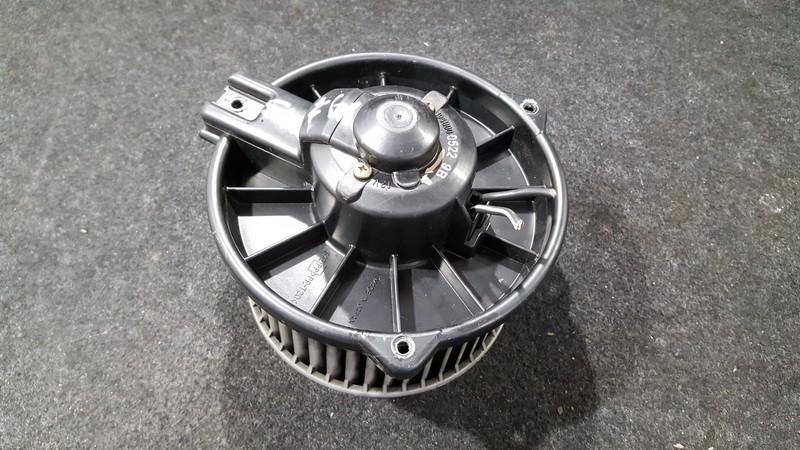 Heater blower assy Toyota Corolla 2000    2.0 1940000522