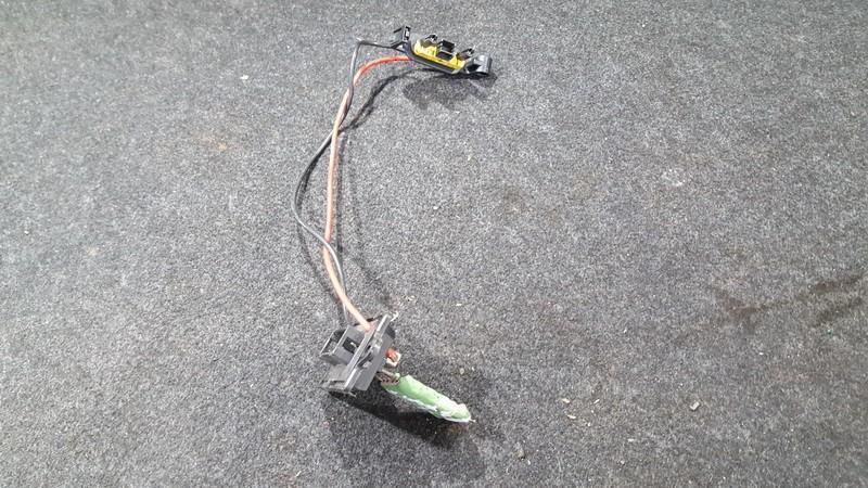 Heater Resistor Renault Megane 2005    2.0 666136V
