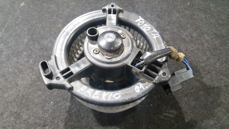 Heater blower assy Toyota Previa 2001    2.0 1940007280