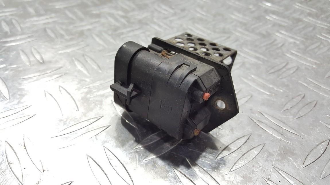 Heater Resistor Opel Zafira 2009    1.9 3134503081