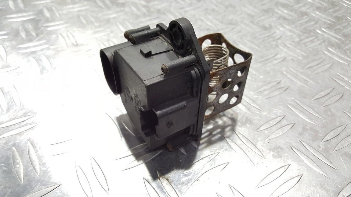 Heater Resistor Citroen C4 2005    1.6 9649247680