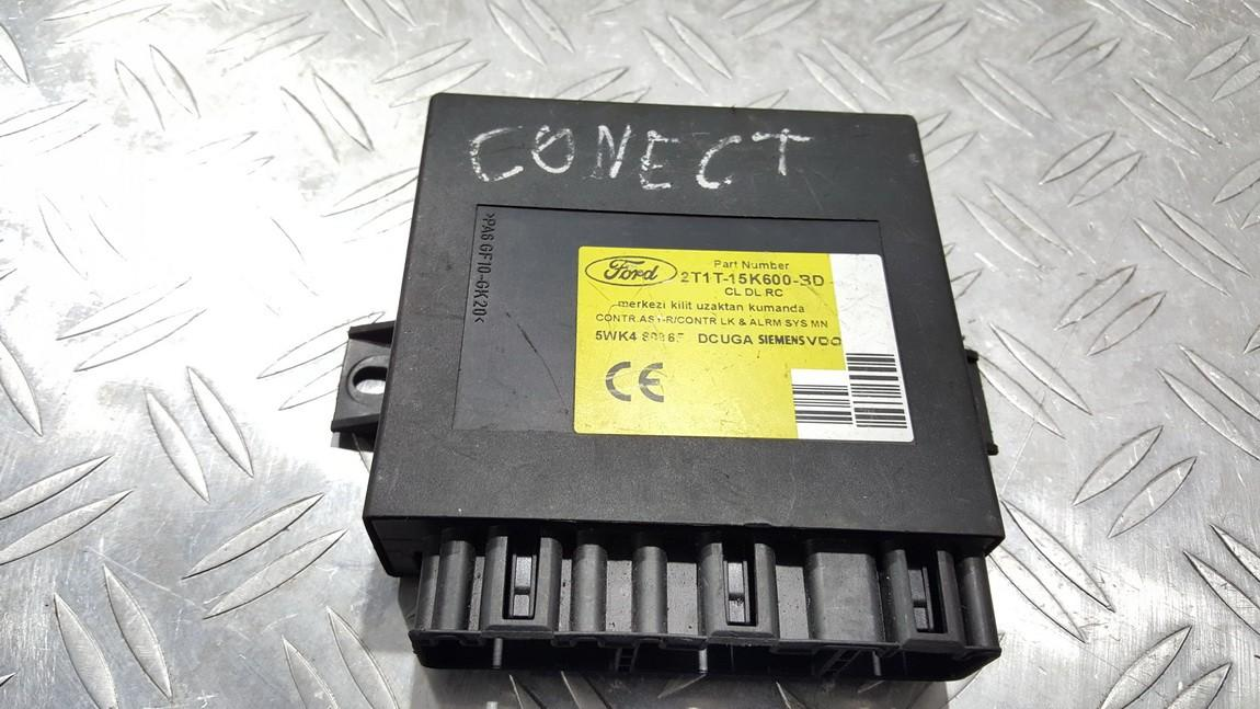 Door control relay Ford Transit Connect 2006    0.0 2T1T15K600BD
