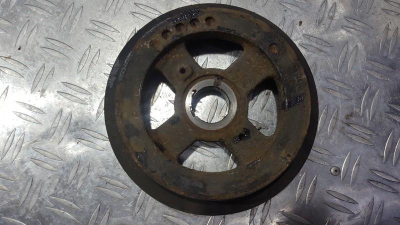 Crankshaft Belt Pulley NENUSTATYTA NENUSTATYTA Nissan ALMERA 2000 2.2