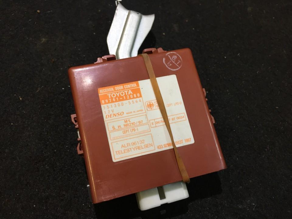 Door control relay Toyota Corolla 1998    1.4 8974112080